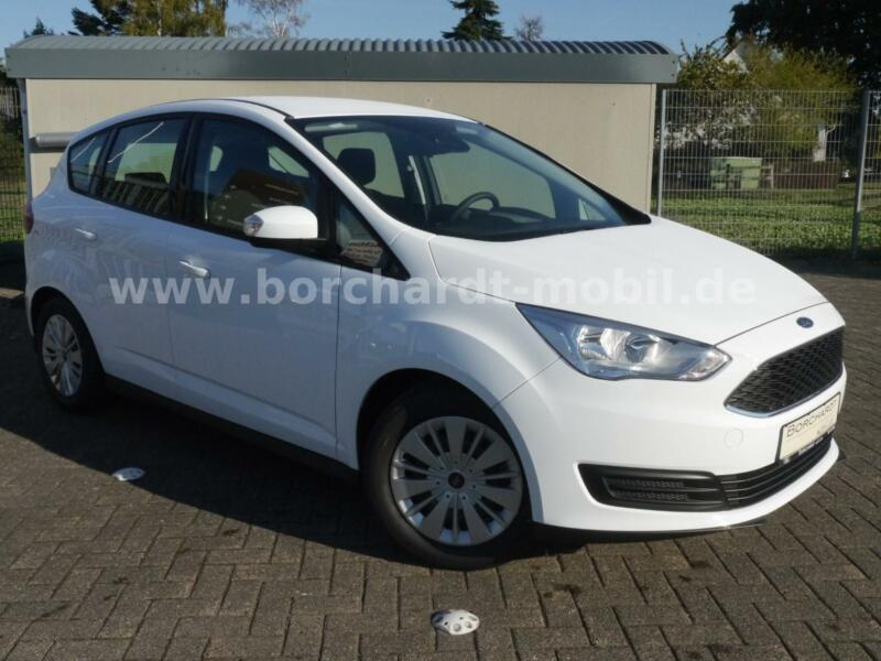 Ford C-Max 1.0 EcoBoost #PDC #Winter-Paket