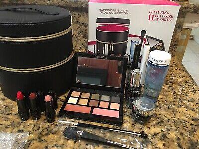 Lancome Holiday Glam OR Glow Beauty Box 11 Full Size Set $460 Value
