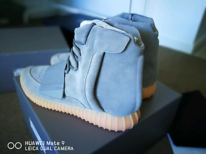 DS Yeezy 750 Gumgrey US11.5 Southbank Melbourne City Preview