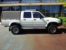 1996 Toyota Hilux Ute Bentley Canning Area Preview