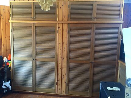 Cupboard timber dismantled  Coogee Eastern Suburbs Preview