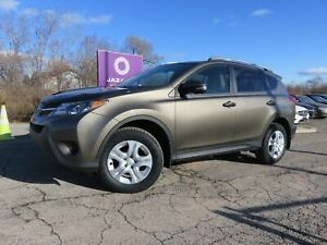 2013 Toyota RAV4 LE UPGRADE PACKAGE PURCHASED FROM TOYOTA LEASE