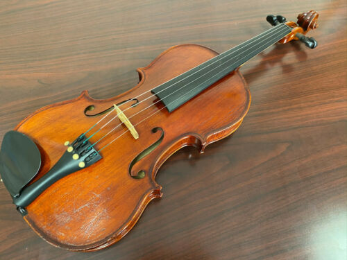 Quality Hand Made 4/4 Violin, Used and Professionally Refurbished, 1324