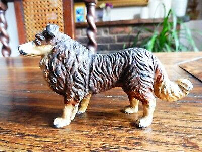 Antique interesting Cold Painted Dog