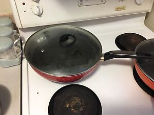 Sell pans and home appliances