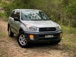 2001 Toyota RAV4 auto great 4x4 drive Asquith Hornsby Area Preview