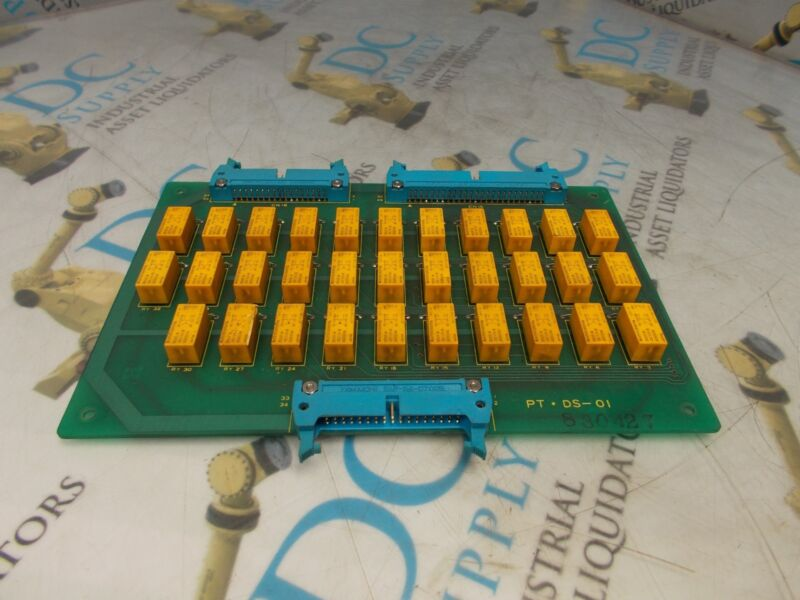 SEIKI PT.DS-01 SOLID STATE RELAY BOARD