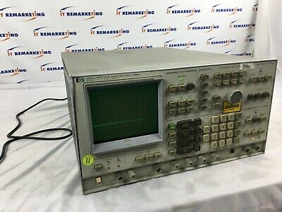 Hp 3585a Spectrum Analyzer 20hz To 40mhz Tested - Grade B - Working