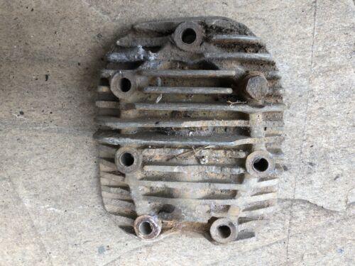 Zundapp K500 Kardan 1935 1936 1937 1938 Engine Cylinders Head
