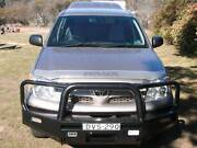 Toyota Hilux Twin Cab with Canopy Orange Orange Area Preview