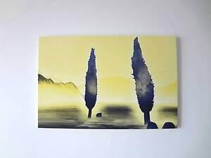 90x60cm original canvas artwork. rv34 Kingsford Eastern Suburbs Preview
