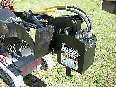 Toro Dingo Mini Skid Steer Attachment Lowe 750 Hex Auger Drive - Ship 199