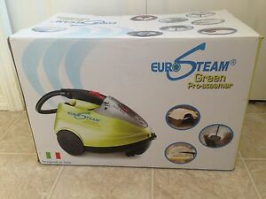 Euro Steam Green Pro Steamer