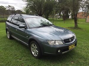 2006 Holden Adventra Cx6 wagon Welby Bowral Area Preview