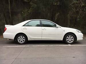 2002 Toyota Camry Sedan Ryde Ryde Area Preview