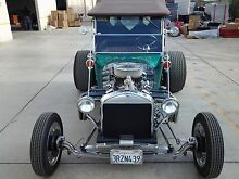 1923 Ford T bucket hot rod 350chevy motor Belmont Lake Macquarie Area Preview