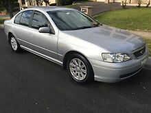 2004 ford falcon Kellyville The Hills District Preview
