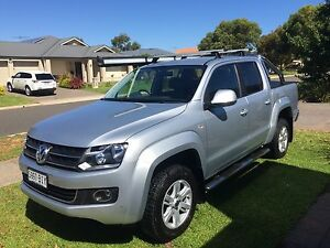 2015 VW Amarok Highline TDI420 8 speed auto Glandore Marion Area Preview