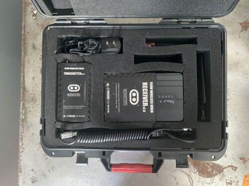 Cinegears Ghost Eye 150M V2 Wireless HDMI SDI Video Transmission kit
