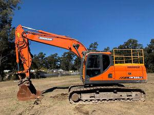 Doosan DX225LC  Tracked-Excav Londonderry Penrith Area Preview