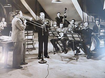 1946 The Fabulous Tommy Jimmy Dorsey Band Original Vintage Still Photo #94
