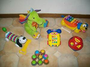 Will sell this bundle of great toys 4 just $13 (or will seperate) Bendigo Bendigo City Preview