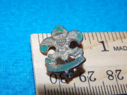 VINTAGE - EARLY BSA SCOUTMASTER PIN