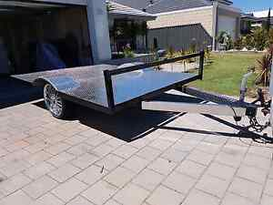 Toy hauler - fully rebuilt - brand new condition Caversham Swan Area Preview