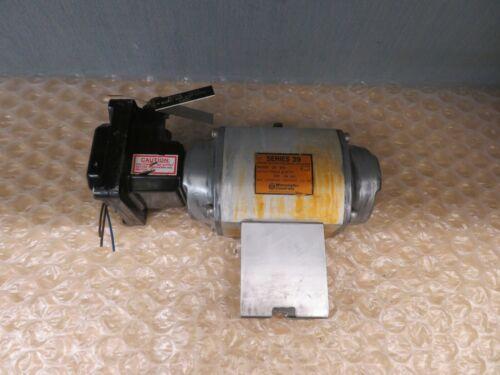 Worchester Controls Flowserve Model 20 39 R Double Acting Actuator 120PSI(17959)