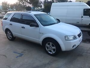 2008 Ford Territory AWD 7 SEATER Welshpool Canning Area Preview