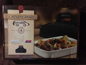 Corningware Portable 4-pc