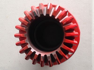 Vertical Gear For First Choice Galfre Gs Tedder 22 Tooth With Flange 0064gs