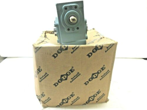 DODGE TIGEAR 2 WORM GEAR SPEED REDUCER 20S15H, 15:1, 1.69 INPUT HP, 790 LB-IN