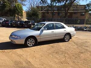 1993 Mazda 626, Silver, Rego Exp 21/07, 6cyl, Inspections welcome Warners Bay Lake Macquarie Area Preview