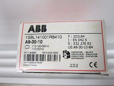 ABB A9-30-10 *NEW IN BOX