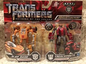 Transformers ROTF Slap Dash and Trenchmouth
