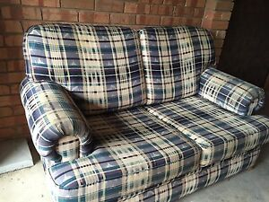 Two seater couch Kyabram Campaspe Area Preview