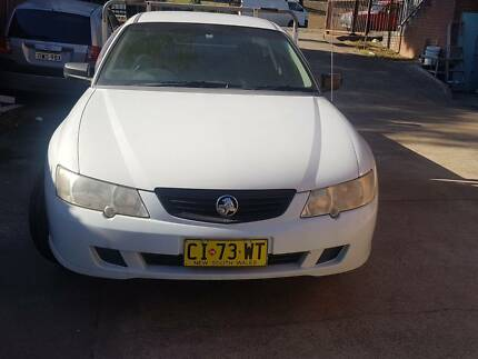 2003 White Holden One Tonner Ute w. Tail gate/ Liftgate Installed Pendle Hill Parramatta Area Preview