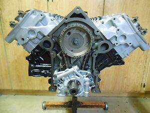 5.7L HEMI DODGE/CHRYSLER/JEEP REMAN LONG BLOCK ENGINE '03-'08-NO CORE CHARGE