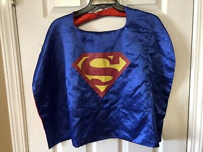 Child Size Superman - Superman Capes