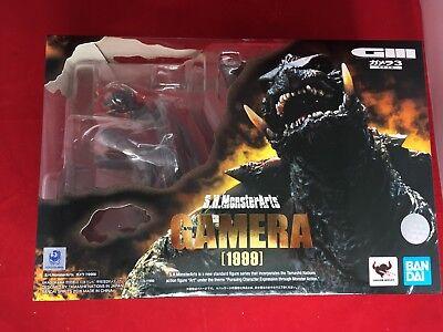 S.H.MonsterArts Gamera (1999) BANDAI Japan import