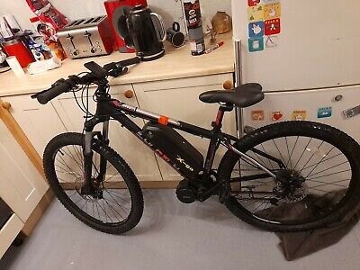 E Bike Carrera Custom Mid Drive 48v 350w 15ah 30mph mountain bike