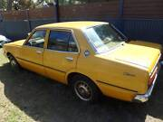 Toyota Corona 1976 CS Manual Unregistered.To restore or parts Kingscliff Tweed Heads Area Preview