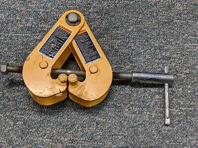 "Reliance 3095 Skyline Beam Clamp Anchor 5-1//2-18/"" /& 1//2/""-2-1//2/"" Flange"