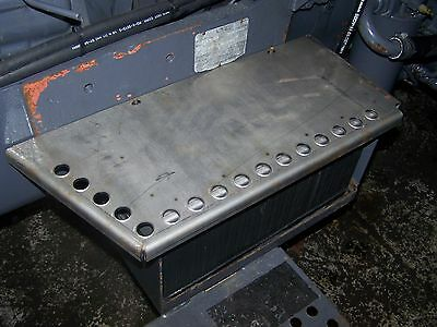 White 2-85 2-88 2-105 2-110 Tractor Battery Box Step Lid 30-3296067 30-3158055