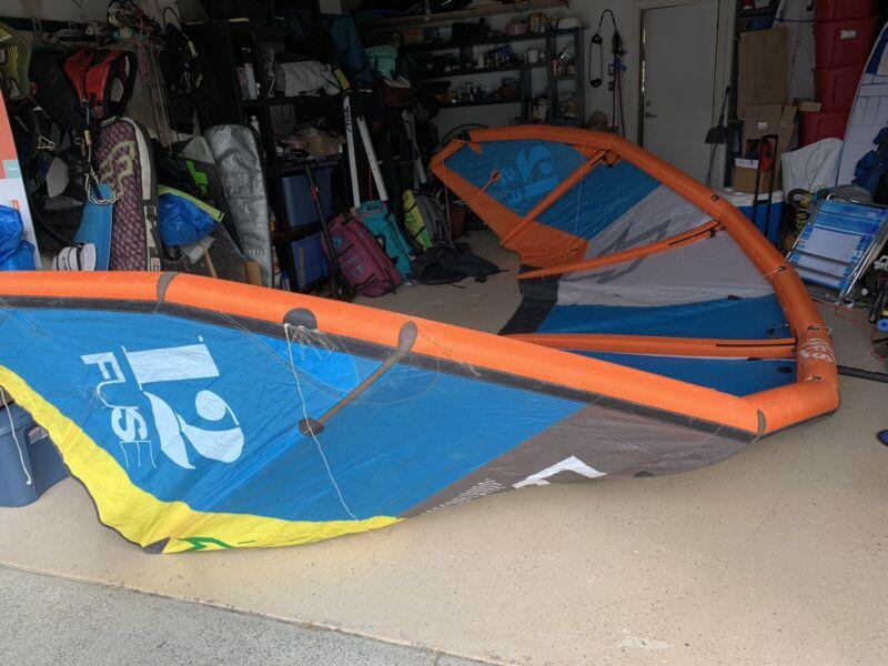 2013 North Kiteboarding Fuse 12m kite