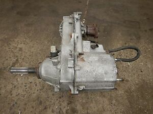 JEEP WRANGLER TJ  NP 231 J  TRANSFER CASE  272 Ratio 23 spline Short Input 4.0