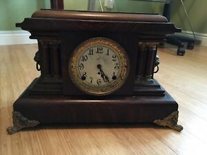 Antique Arthur Pequegnat Clock