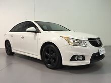 FROM $51 PER WEEK 2012 HOLDEN CRUZE SRI  SEDAN  PETROL AUTO Southport Gold Coast City Preview