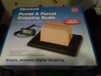 Brecknell Postal Parcel Shipping Scale New..